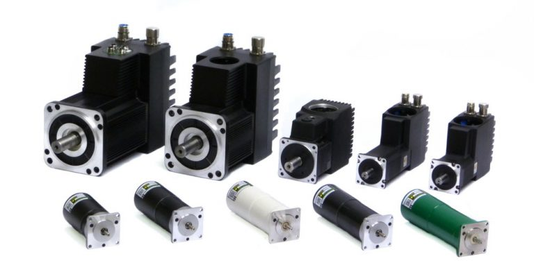 Integrated MAC Servo motors
